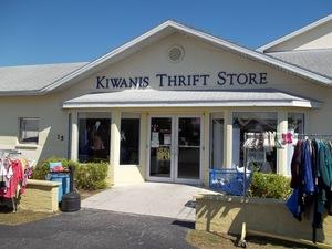 Thift store